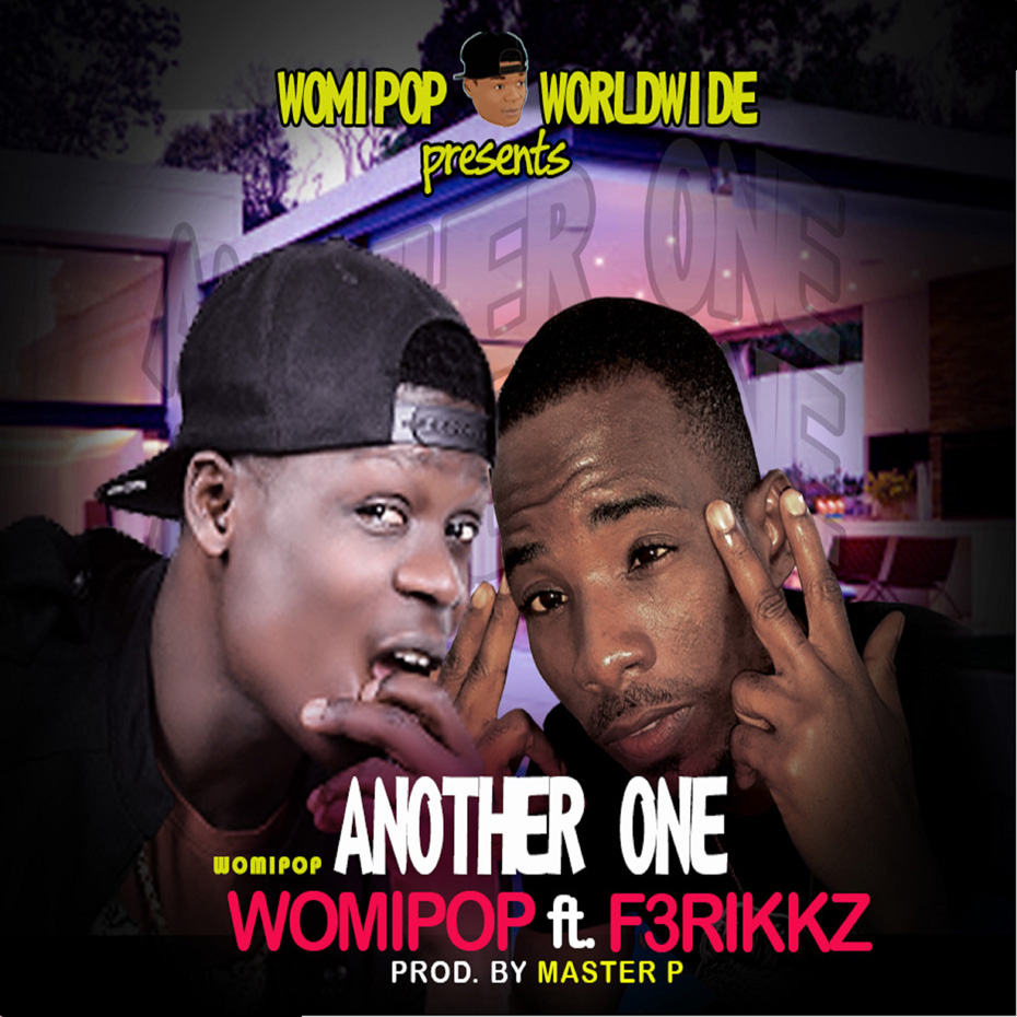 Womipop - Another One ft F3rikkz