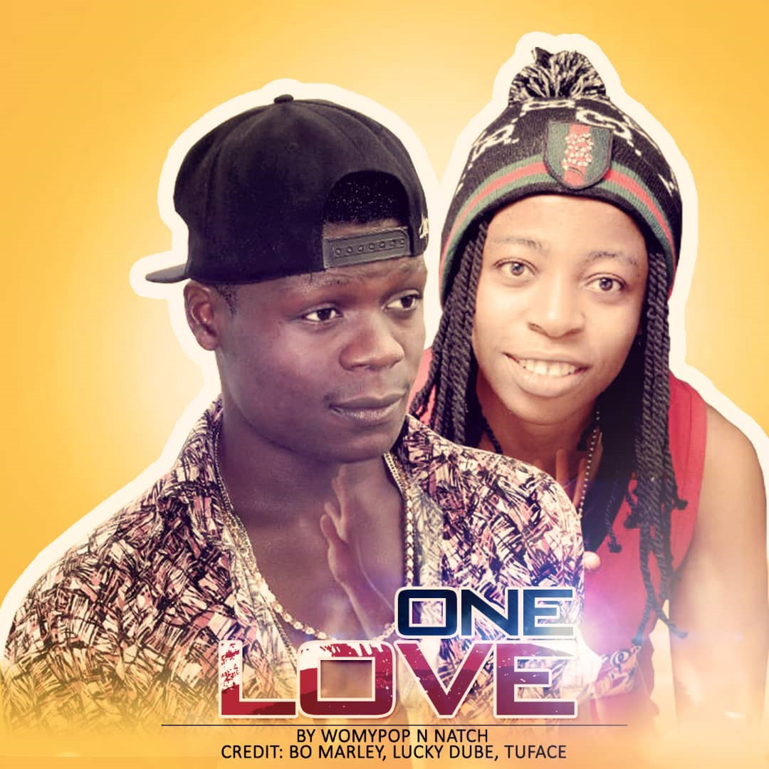 Womipop - One Love ft Natch Baby (Mastered)